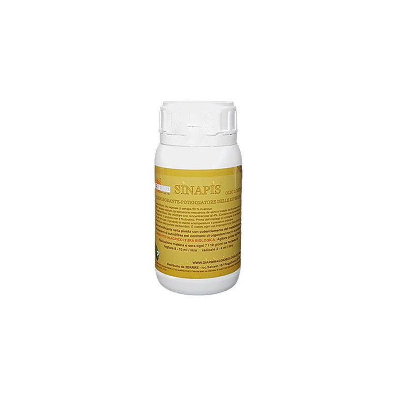 SINAPIS® plus - Olio di senape arvensis